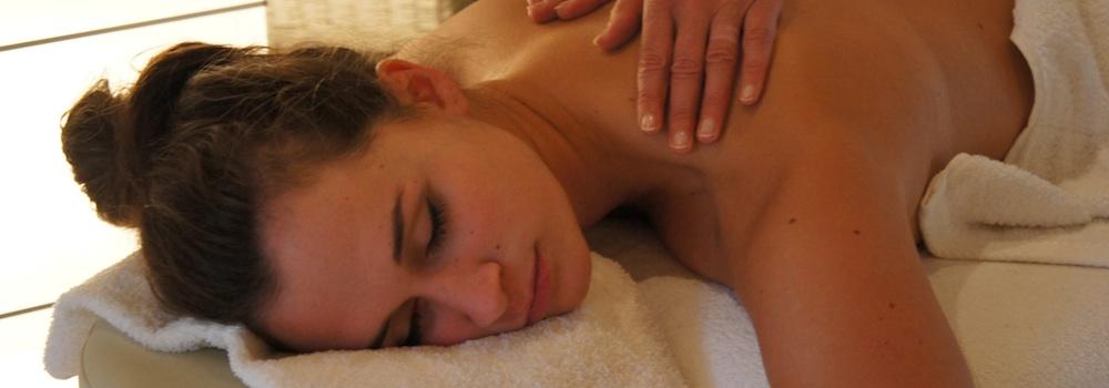 Massage-hemsida